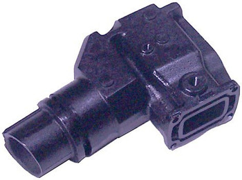 Sierra Exhaust Manifold Riser - Hardware