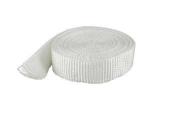"Glassfibre Woven Exhaust Lagging - 3"" Insulation - Per Metre"