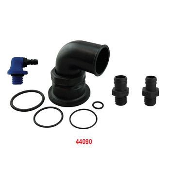 Nuova Rade Fuel Tank Kit 90 degree - Suits Ercole & Sogliola Tanks