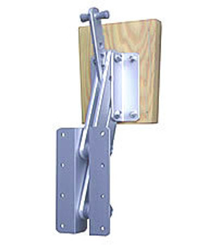 Trem Adjustable Outboard Mount Aluminium inc Wood Pad Max 30kg