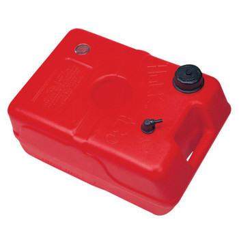 Nuova Rade Hulk Outboard Fuel Tank - 12 litre with Fuel Gauge