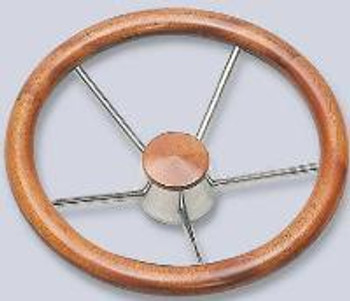 Nautic Steering Wheel V.39 - Mahogony