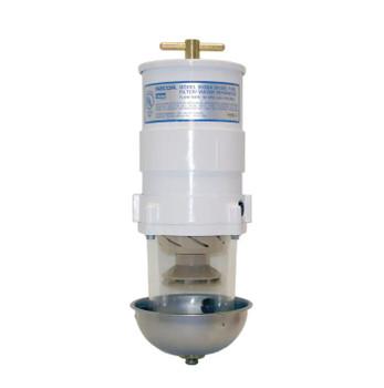Racor Turbine Diesel Filter 900MA10 10 Micron - Clear Bowl - Metal Shield