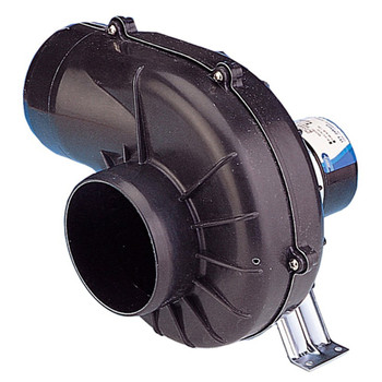 "Jabsco 4"" Flexmount Blower - 24V (7.5A) - 250cfm"