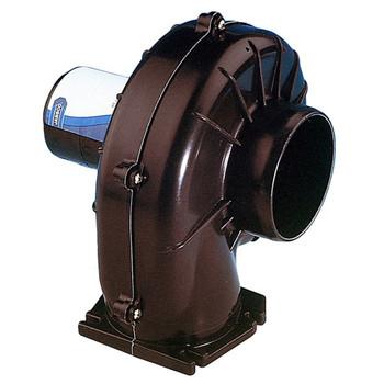 Jabsco 3'' Flangemount Blower - 12V (10A) - 150cfm
