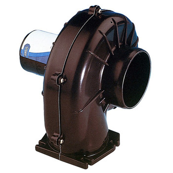Jabsco 3'' Flangemount Blower - 24V (5A) - 150cfm