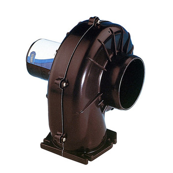 Jabsco 4'' Flangemount Blower - 24V (7.5A) - 250cfm