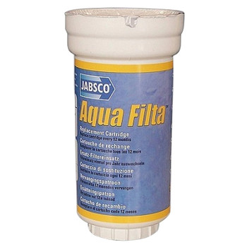 Jabsco Aqua Filta Replacement Cartridge