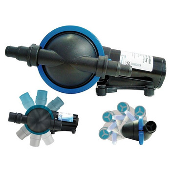 Jabsco Shower Drain/Bilge Pump 50880-1000  12V