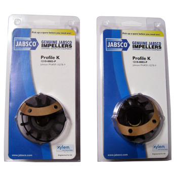 Jabsco 1210-0003 Impeller - Nitrile - Pack View