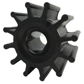 Jabsco 14281-0003 Impeller - Nitrile - Side View