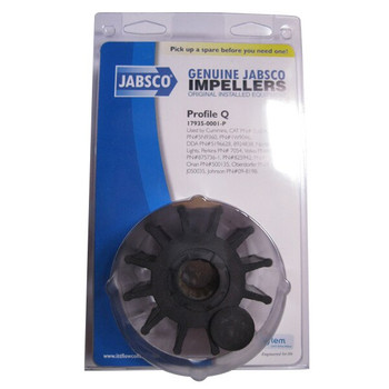 Jabsco 17935-0001 Impeller - Neoprene - Pack View