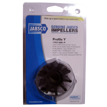 Jabsco 17937-0001 Impeller and Gasket Kit - Neoprene - Pack View