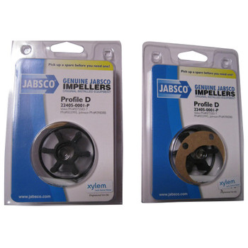 Jabsco 22405-0001 Impeller - Neoprene