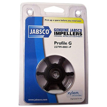 Jabsco 22799-0001 Impeller - Neoprene