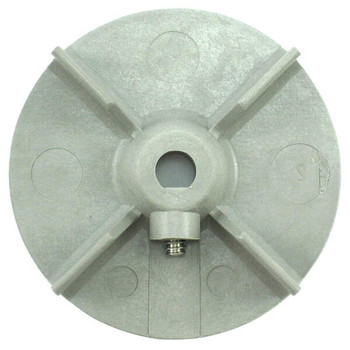 Jabsco 37006-0000 Centrifugal Impeller - Straight View