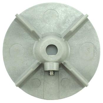 Jabsco 37006-0000 Centrifugal Impeller - Straight View