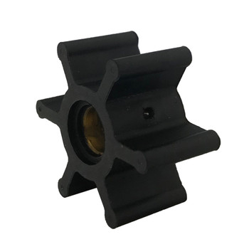 Jabsco 4528-0001 Impeller - Neoprene - Side View