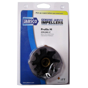 Jabsco 4598-0001 Impeller - Neoprene