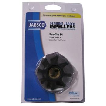 Jabsco 4598-0003 Impeller - Nitrile