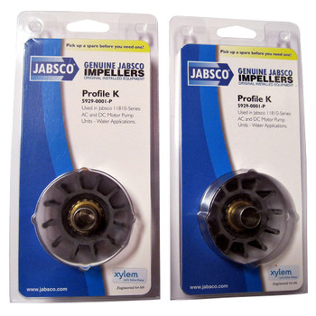 Jabsco 5929-0001 Impeller - Neoprene