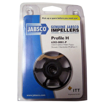 Jabsco 6303-0001 Impeller - Neoprene