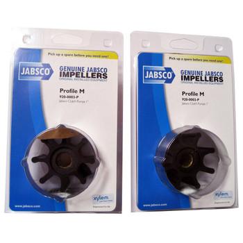 Jabsco 920-0003 Impeller - Nitrile - Pack View