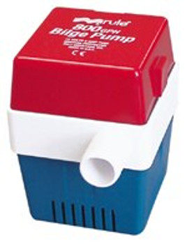 Rule 800 Submersible Bilge Pump Model 20F 12 volt