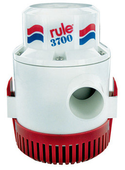 Rule 3700 Heavy Duty Bilge Pump 16A - 24v