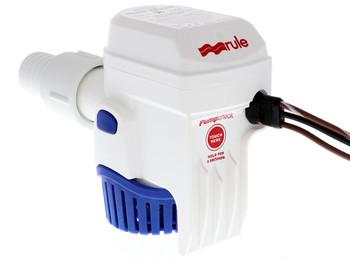 Rule Mate 1100 Automatic Bilge Pump RM110B-24 - 24v