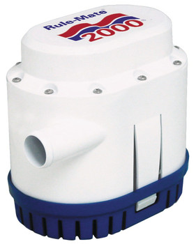 Rule Mate 2000 Auto Matic Bilge Pump RM2000A 12v