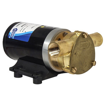 Jabsco Water Puppy Self-Priming Pump - 12V (5A)