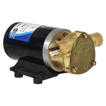 Jabsco Water Puppy Self-Priming Pump - 24V (10A)