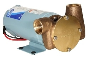 Jabsco Utility Puppy Self-Priming Pump - 3000 - 24V (15A)