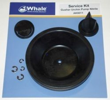 Whale Gusher Urchin Service Kit - Nitrile