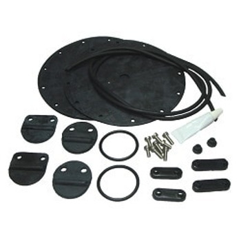 Whale Gusher 25 Service Kit - Nitrile