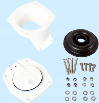 Whale Gusher 30 Underdeck Mounting Kit AS3020