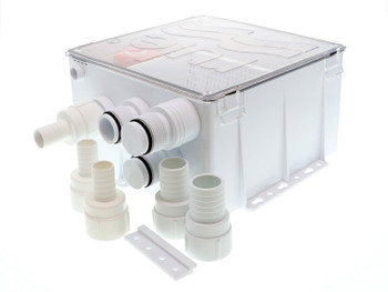 Rule 800 Shower Drain Pump & sump - 12v Model 98B
