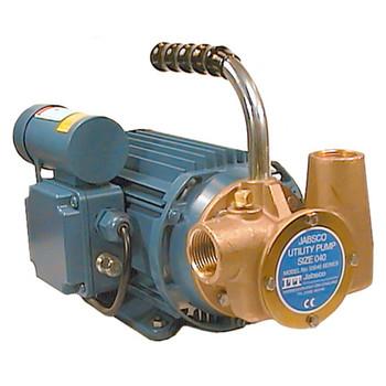 Jabsco 53040 Dockside Utility Flexible Pump - Nitrile Impeller - 110V