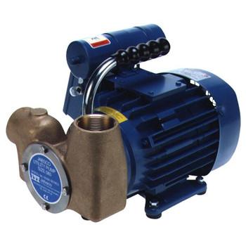 Jabsco 53080 Dockside Utility Flexible Pump - Nitrile Impeller - 220V
