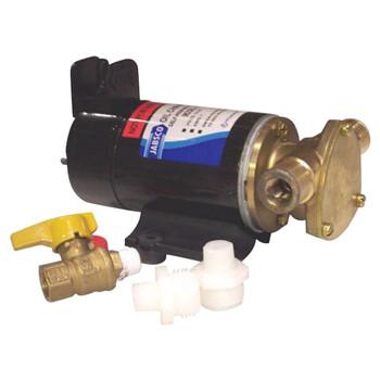 Jabsco Diesel Transfer Pump - 35LPM - 12V