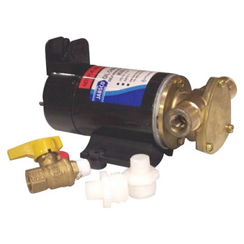 Jabsco Diesel Transfer Pump - 35LPM - 24V