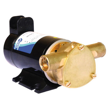 Jabsco Oil Change Pump - 24V (8A)