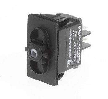 Roca LED Waterproof Carling Switch On(hold)/ Off/ On(hold)