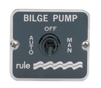 Rule 3-Way Switch No 45 12/24v