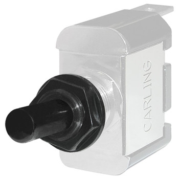 Blue Sea WeatherDeck Toggle Switch Boot - Black