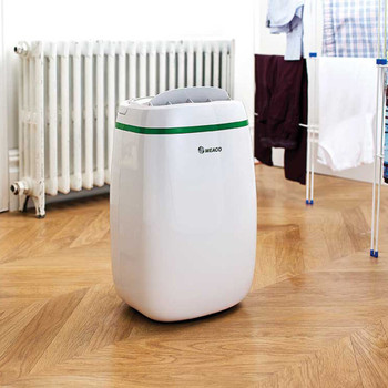 Meaco 12L Platinum Low Energy Dehumidifier - laundry