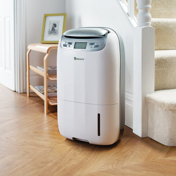 Meaco 25L Low Energy Dehumidifier in the home
