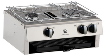Sowester Tasman 4501  2 Burner and Grill
