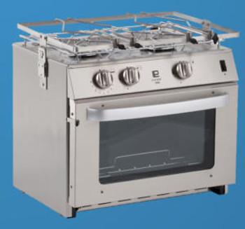 Plastimo Pacific 5000 2 Burner Hob & Oven